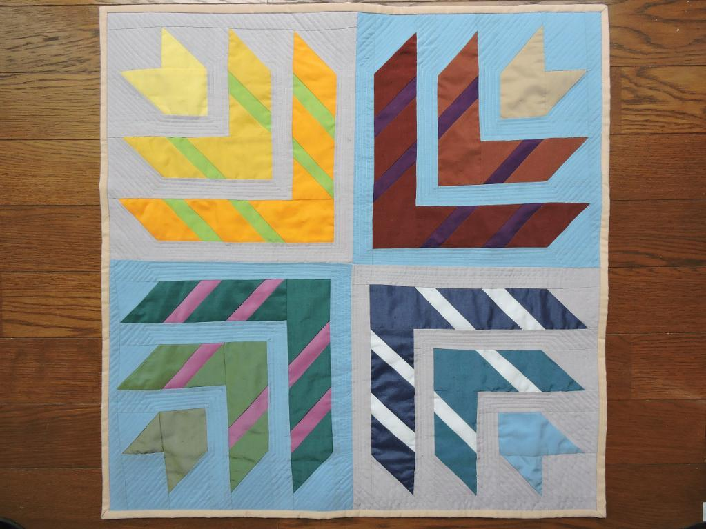 Image of: Patchwork Quilt Patterns for Baby