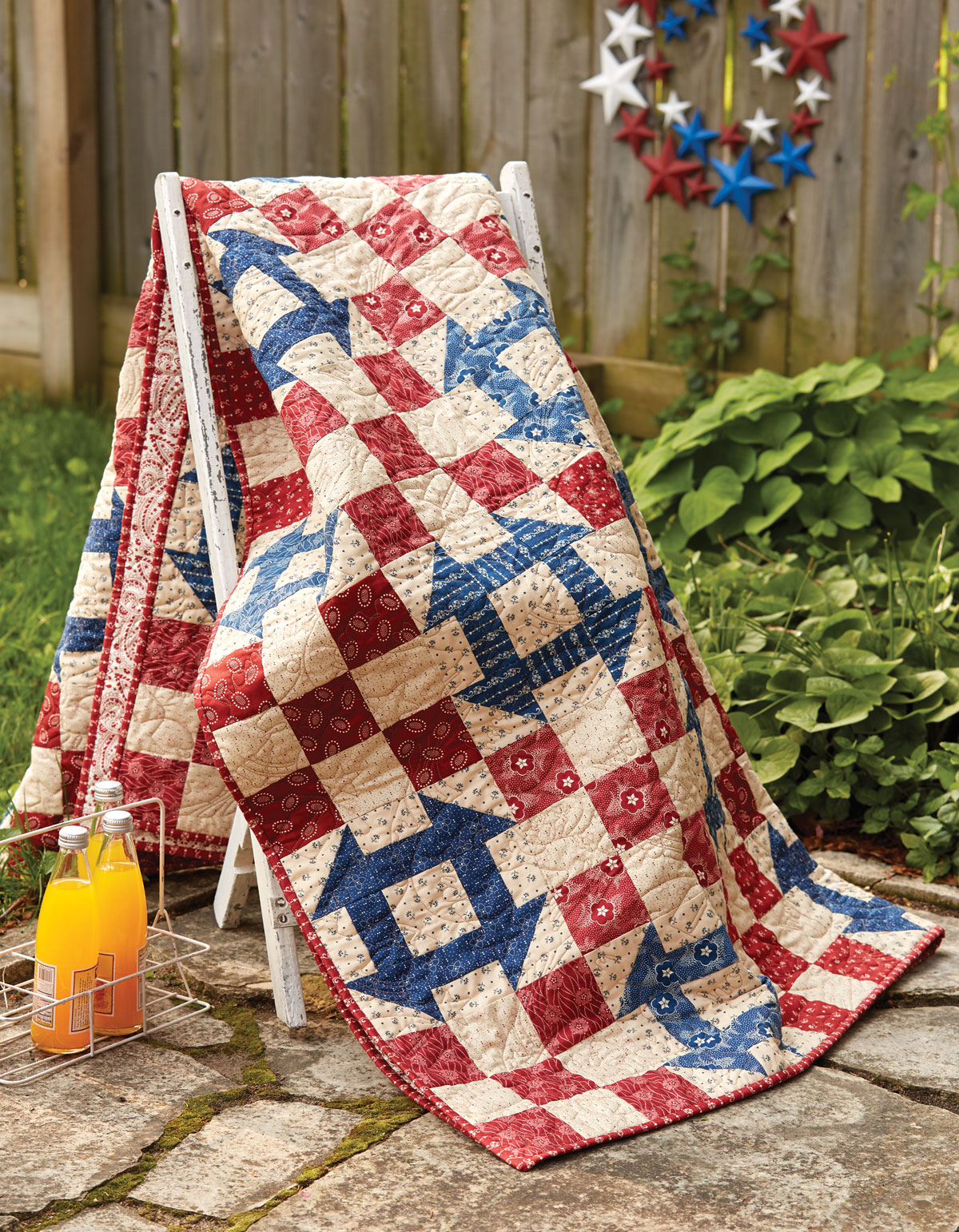 Patriotic Quilt Patterns for Beginner
