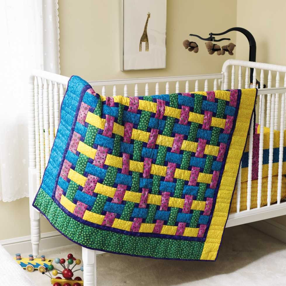 Picture of: Perfect Design Baby Quilts To Make