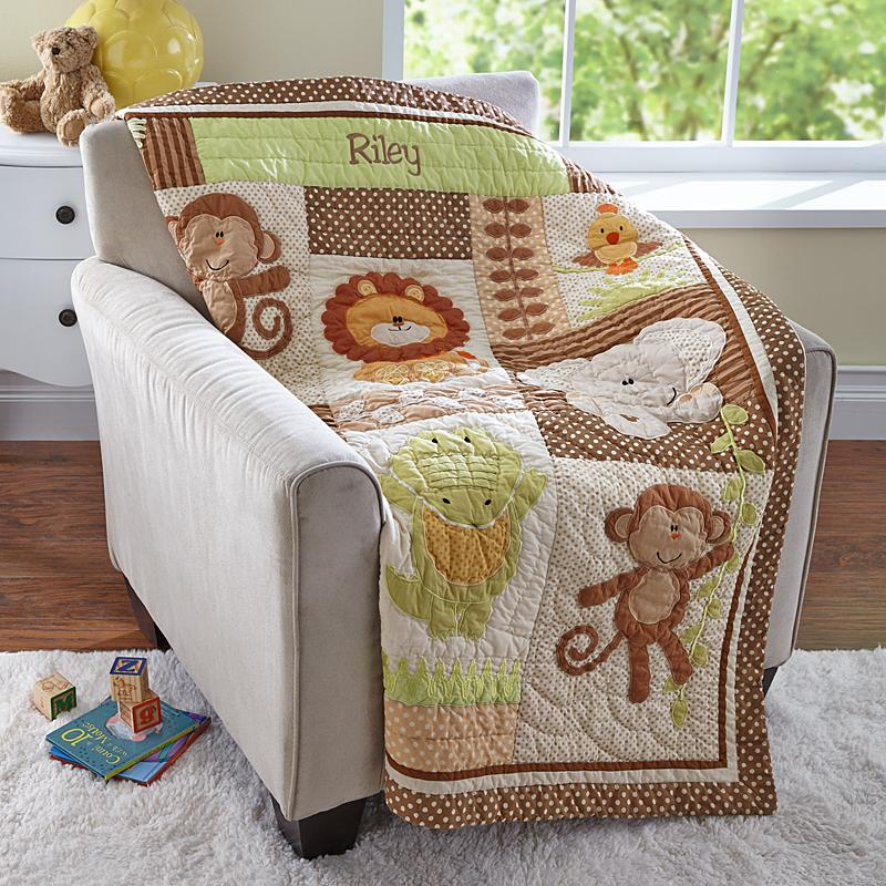Personalized Baby Quilts Pinterest