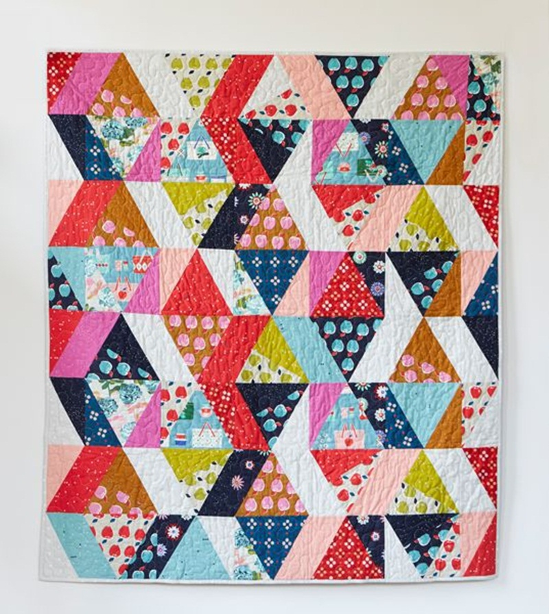 Picture of: Pictures Modern Quilt Patterns