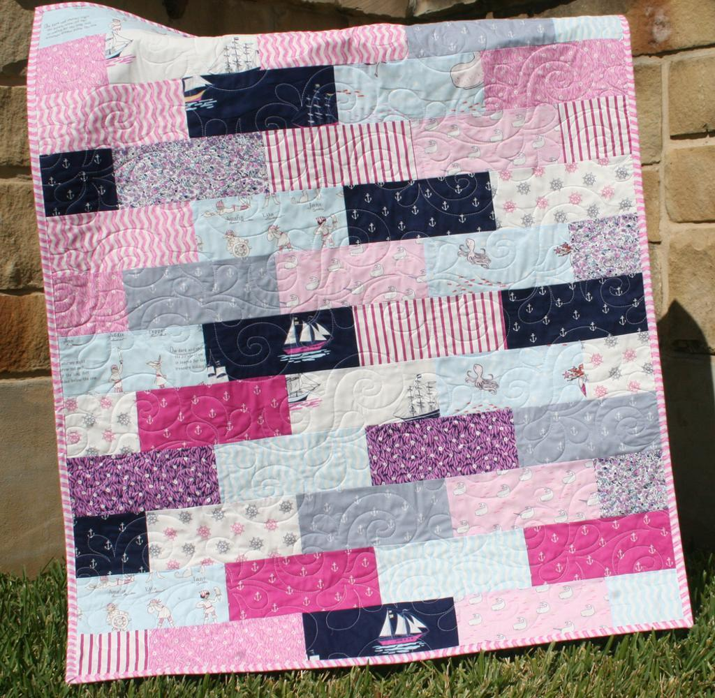 Image of: Popular Quilt Patterns for Beginners
