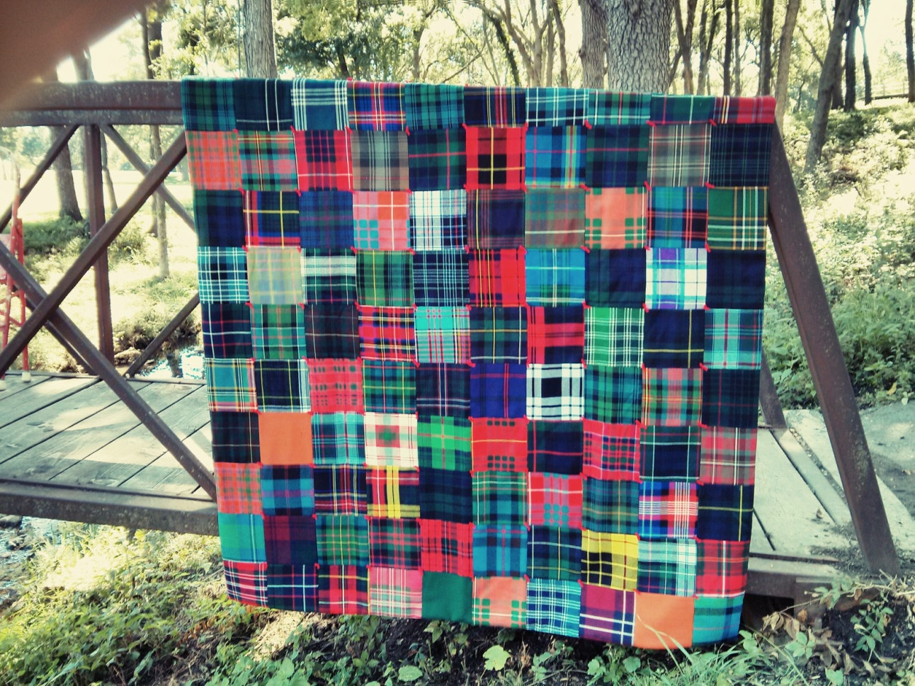 Image of: Popular Quilt Patterns