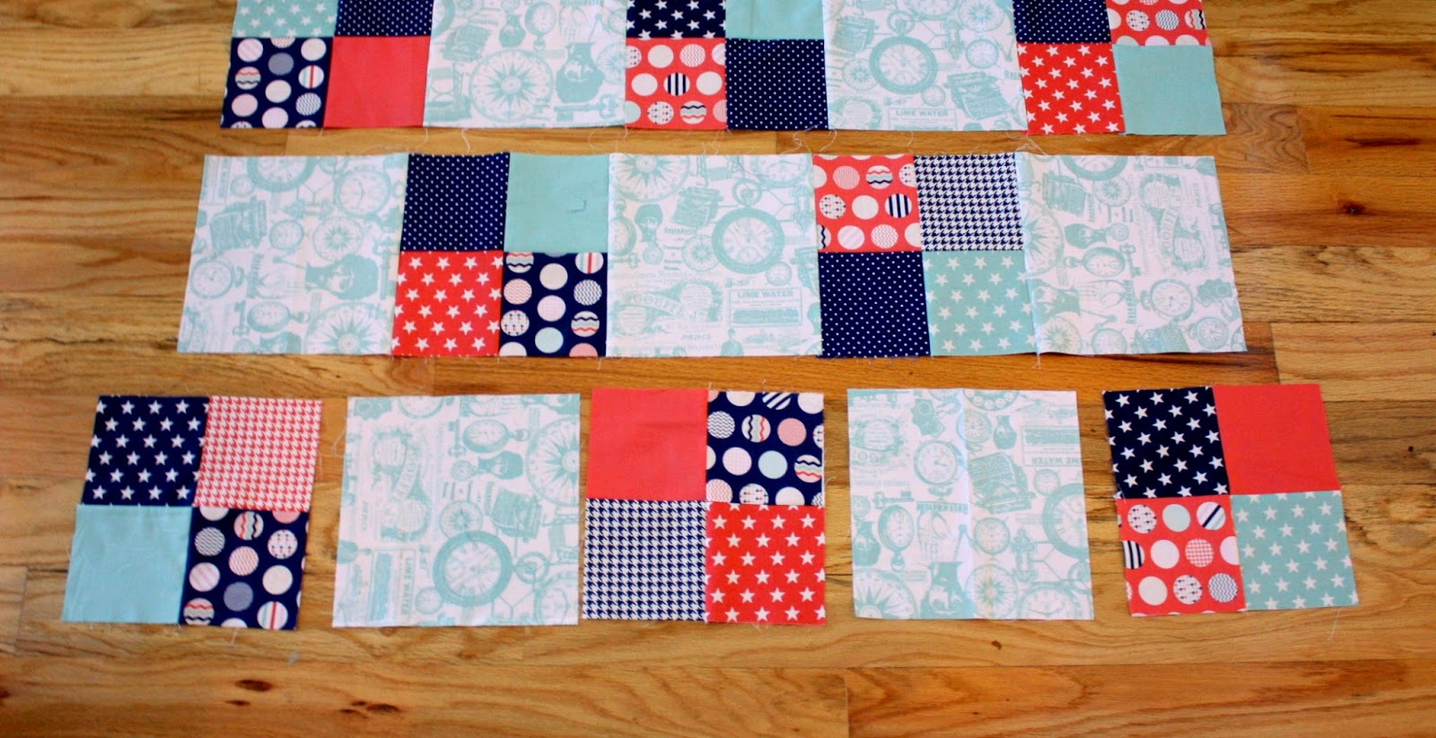 Image of: Quilt Patterns for Beginners Ideas