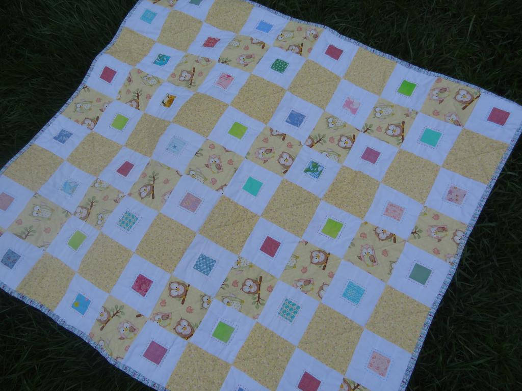 Picture of: Review Baby Quilt Designs