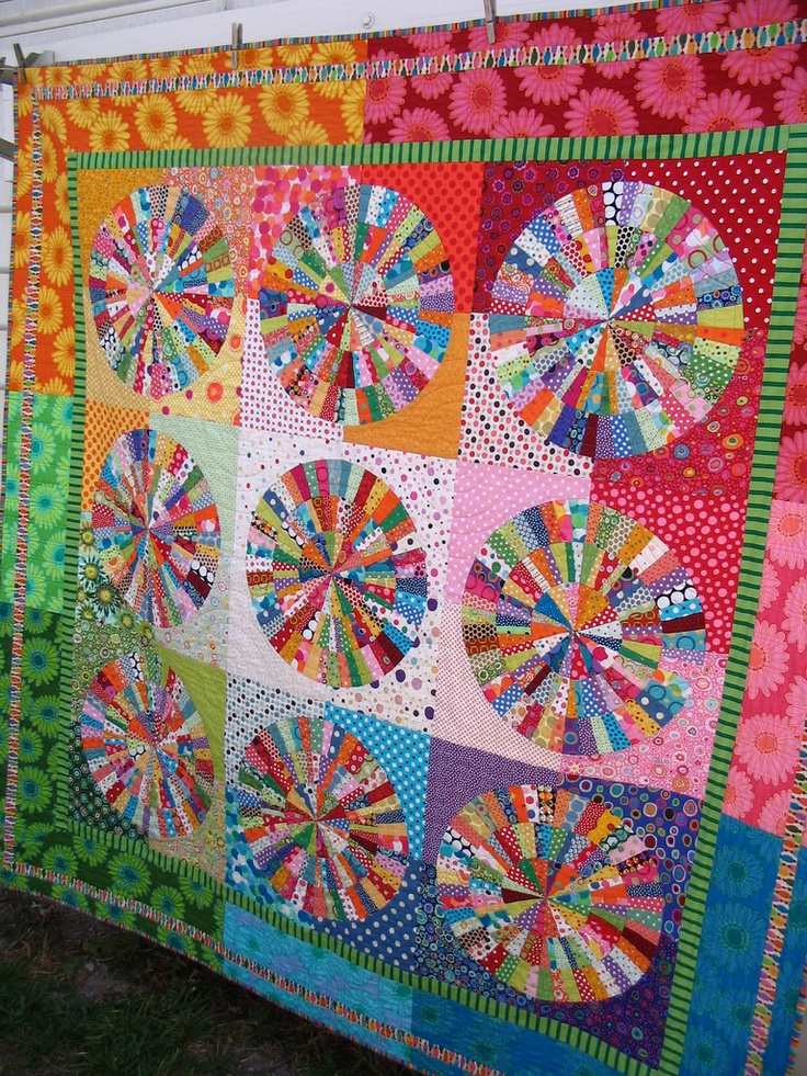 Picture of: Review Circle Quilt Patterns