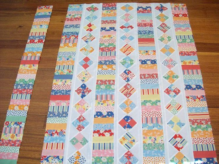 Picture of: Review Scrappy Quilt Patterns
