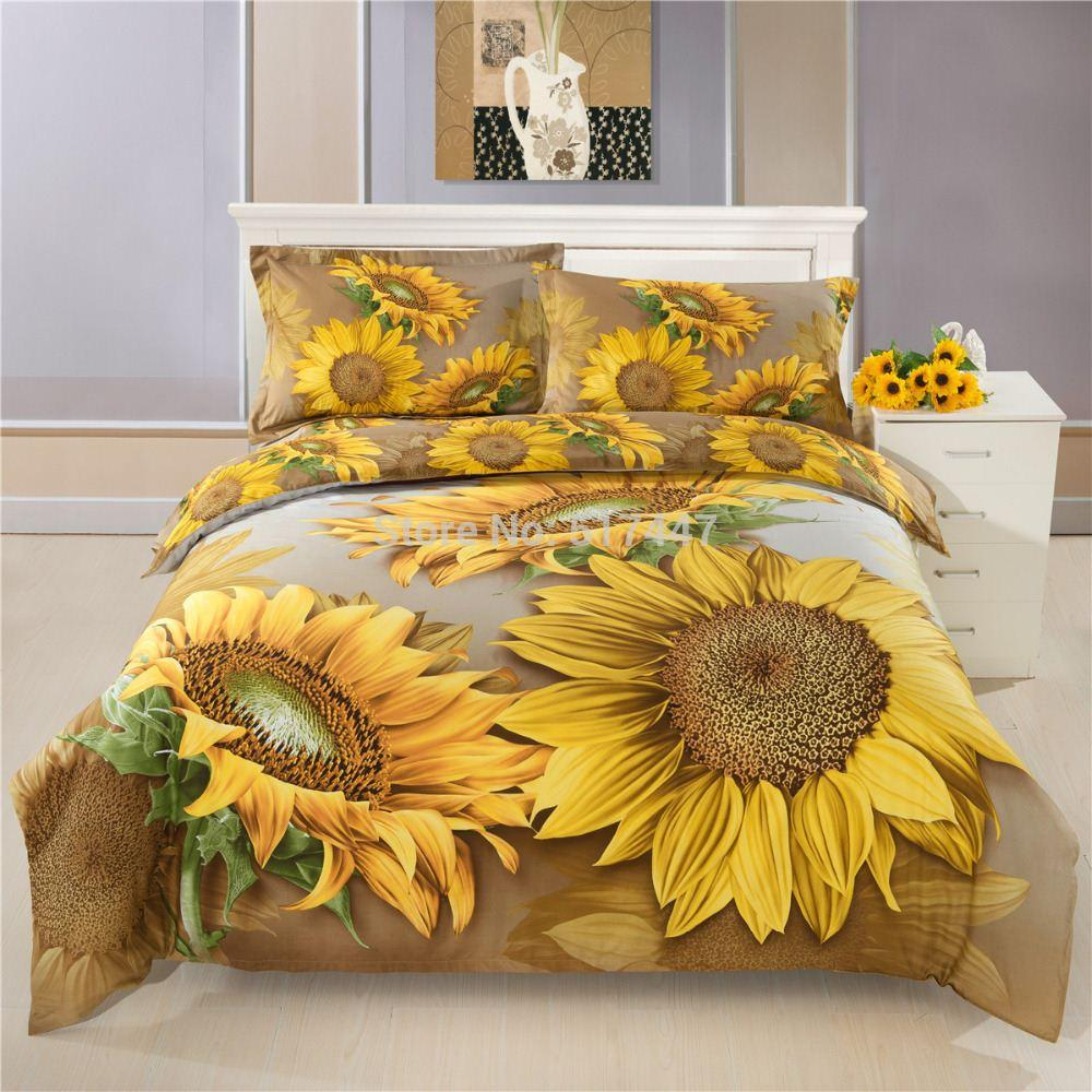 Picture of: Shop Sunflower Quilt Pattern