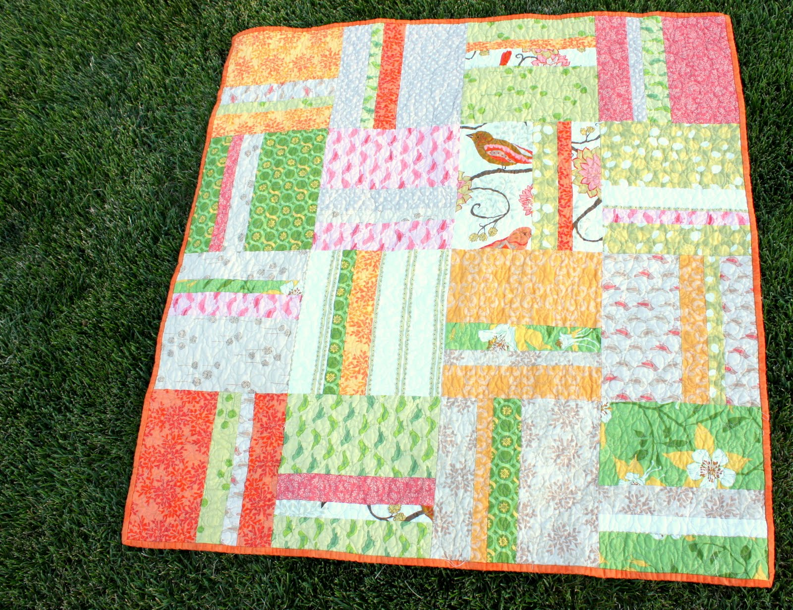 Picture of: Simple Baby Quilt Patterns Design