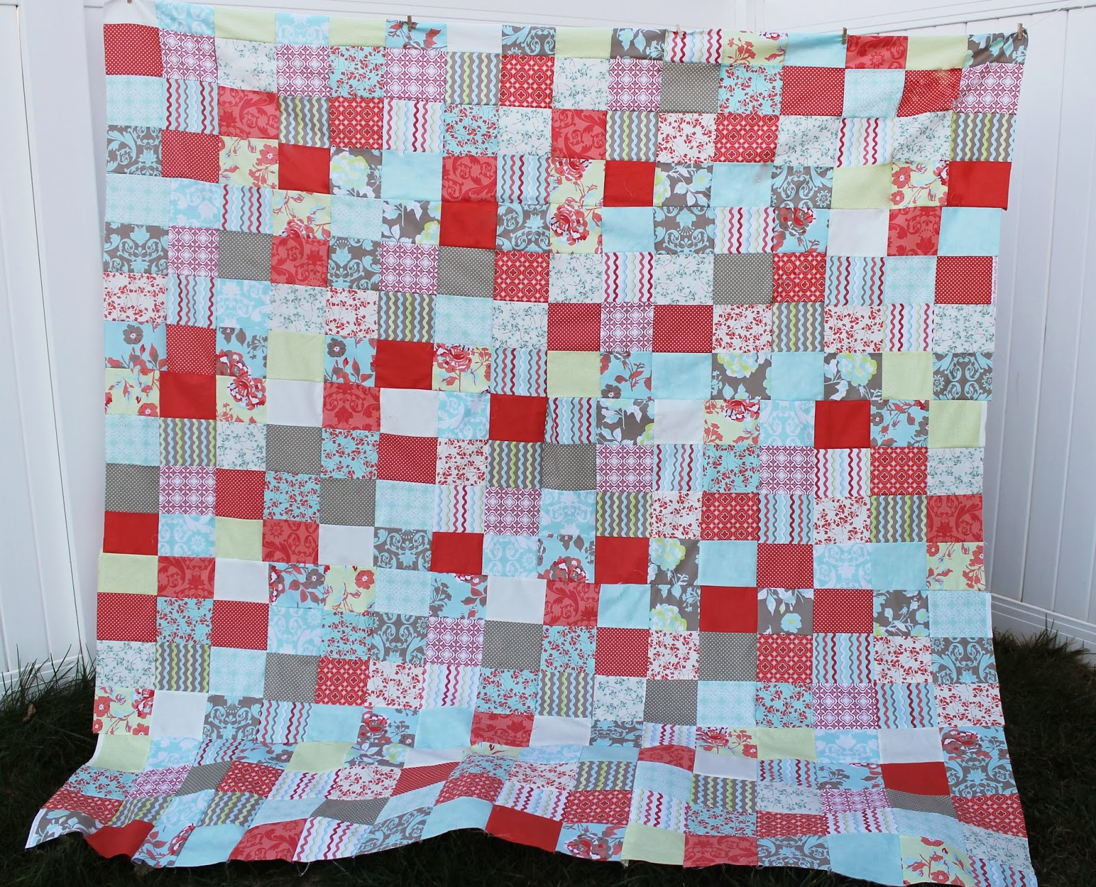 Picture of: Simple Quilt Patterns Craft