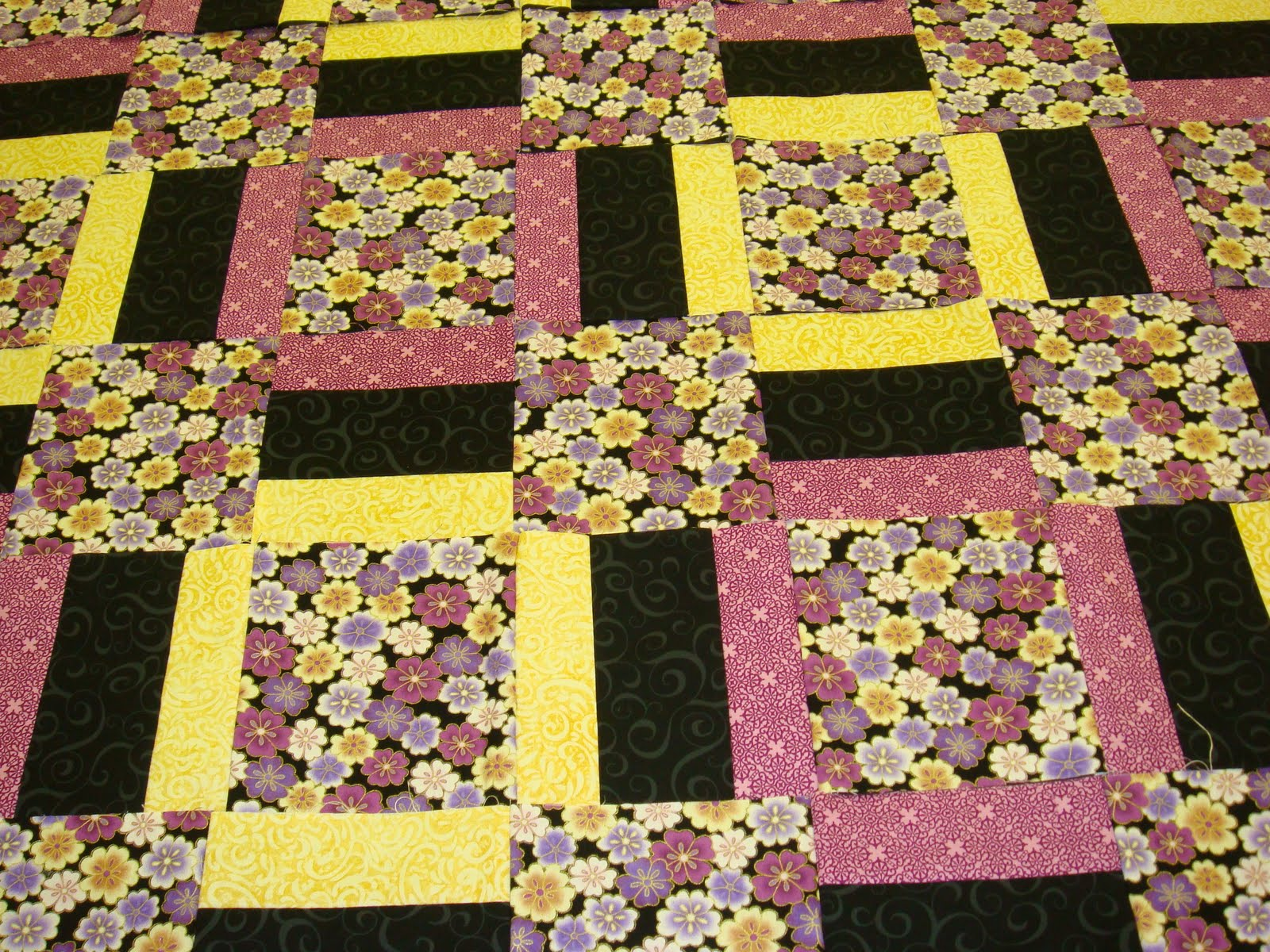 Picture of: Simple Quilt Patterns Flowers