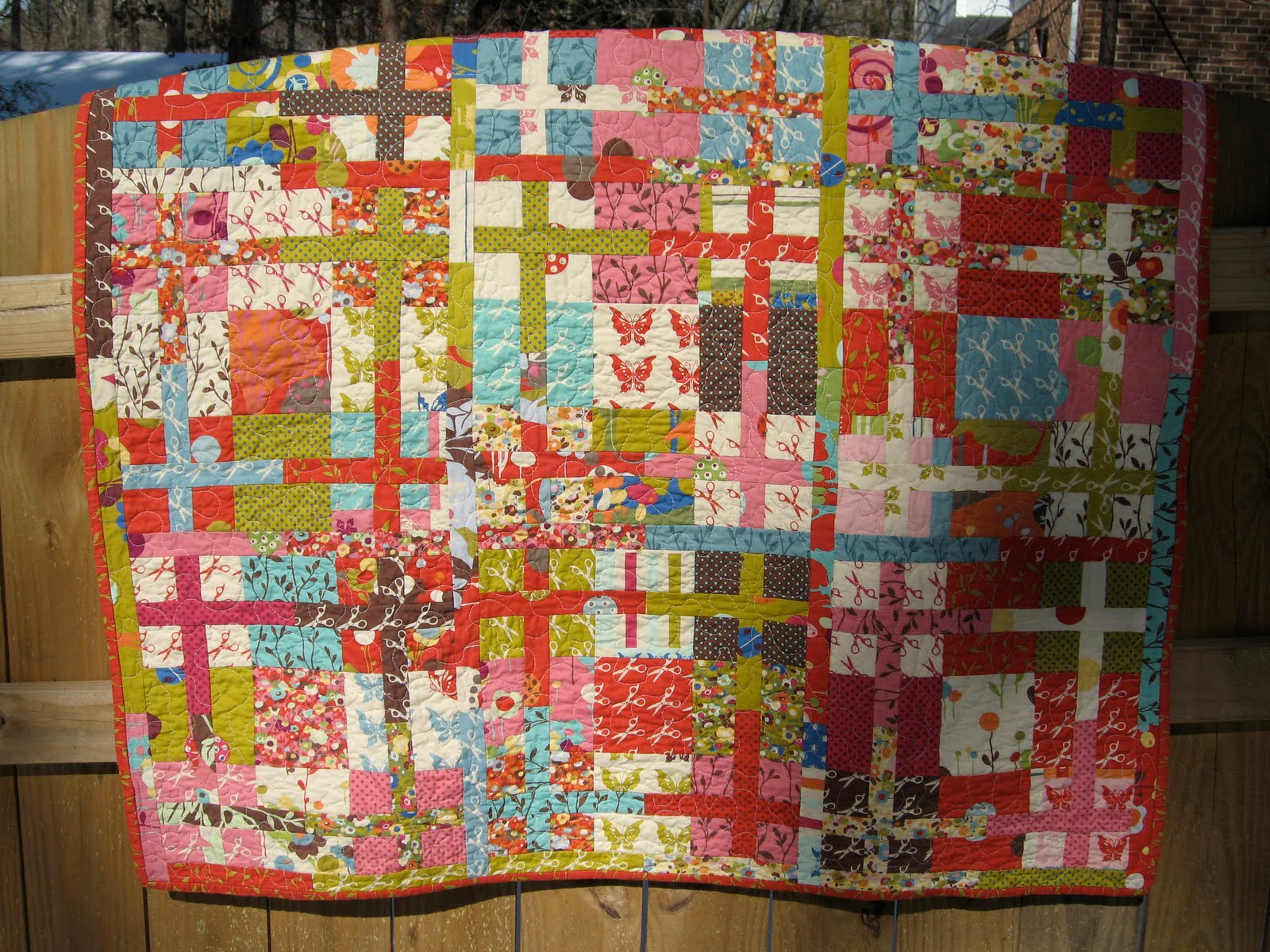Picture of: Simple Quilt Patterns Ideas