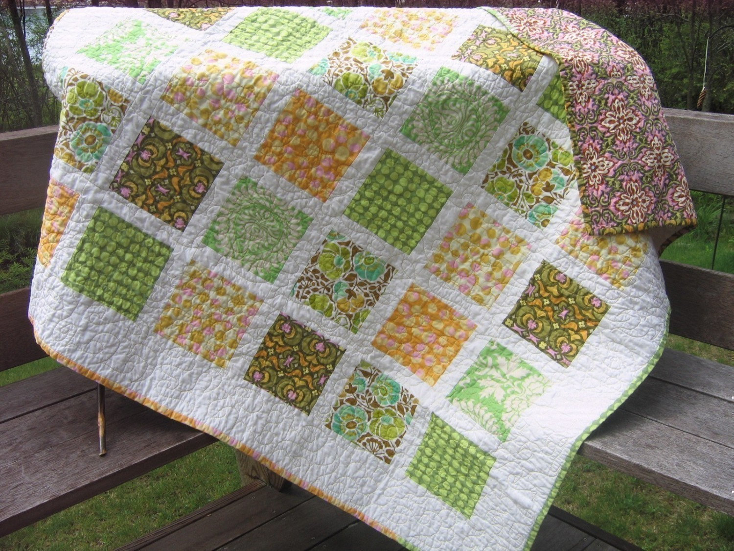 Simple Quilt Patterns Square