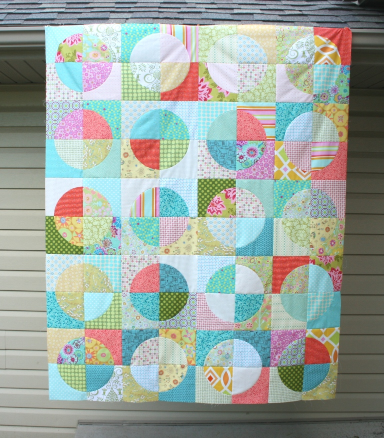 Picture of: Small Circle Quilt Patterns