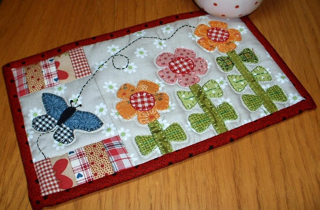Small Flower Quilt Patterns