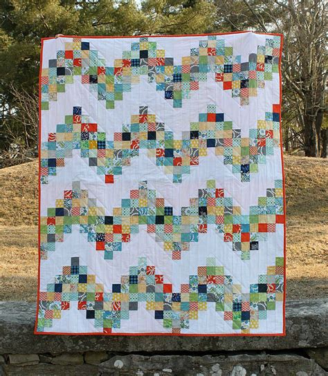 Picture of: Small Scrappy Quilt Patterns