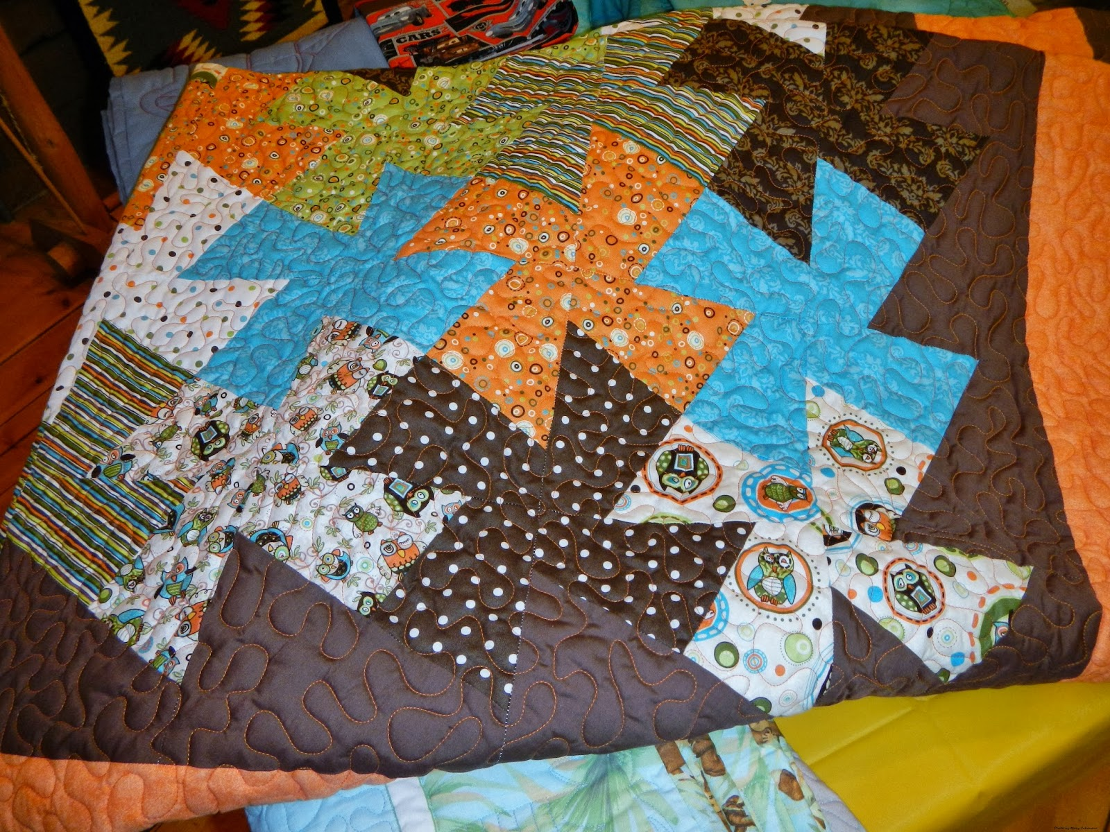 Image of: Southwest Quilt Patterns Awesome