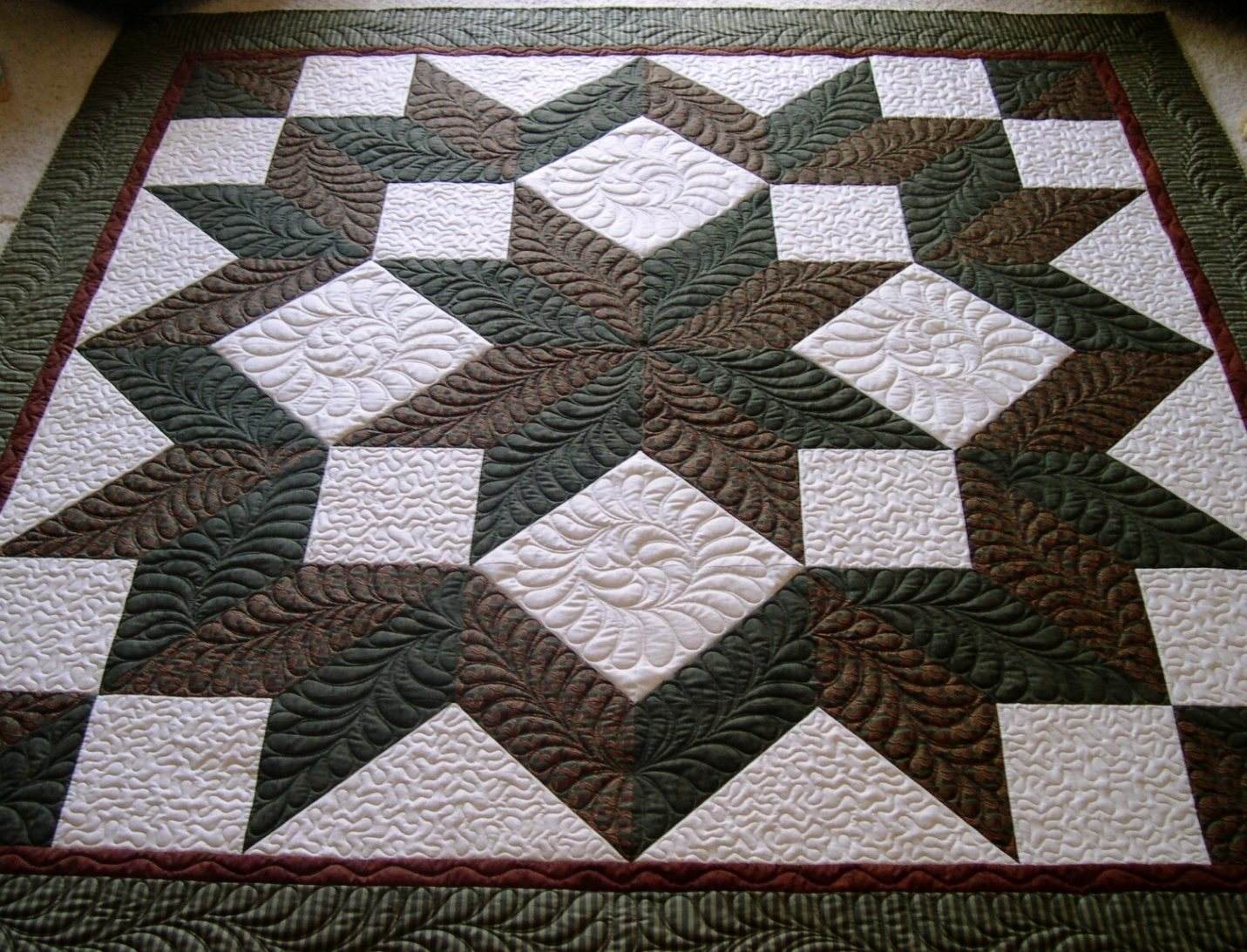 Star Quilt Pattern Meaning