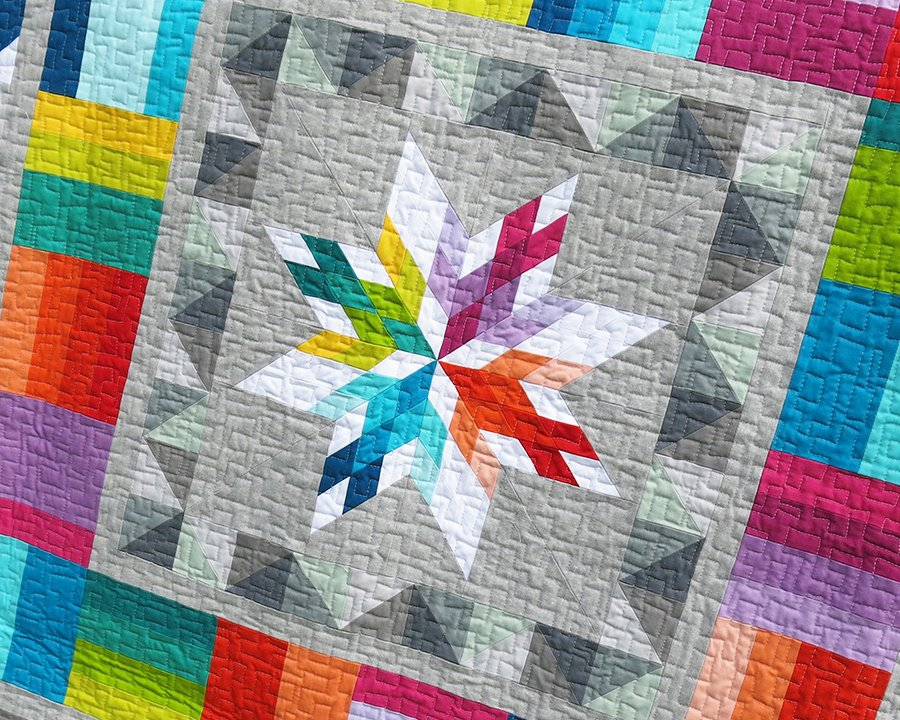 Image of: Stylish Quilt Patterns