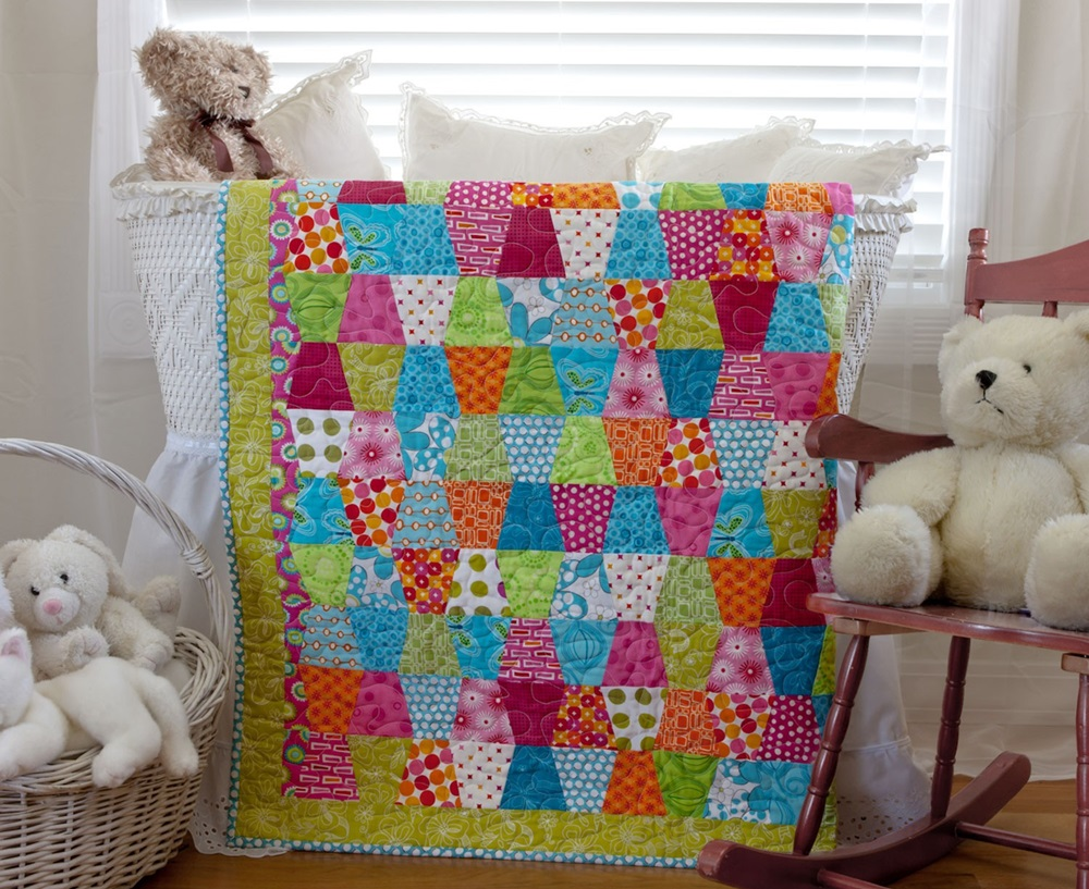 Image of: Sweet Baby Quilts Patterns