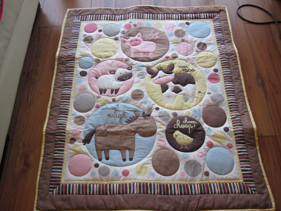 Picture of: Sweet Design Baby Quilts To Make
