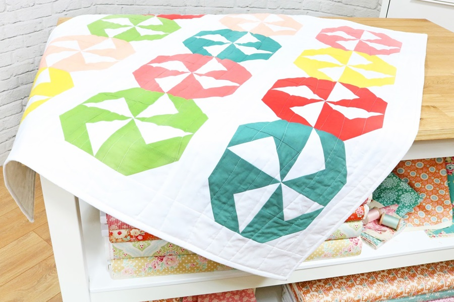 Picture of: Sweet Style Baby Quilts To Make