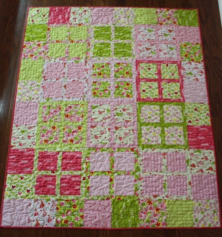 Unique Baby Quilt Patterns For Beginners