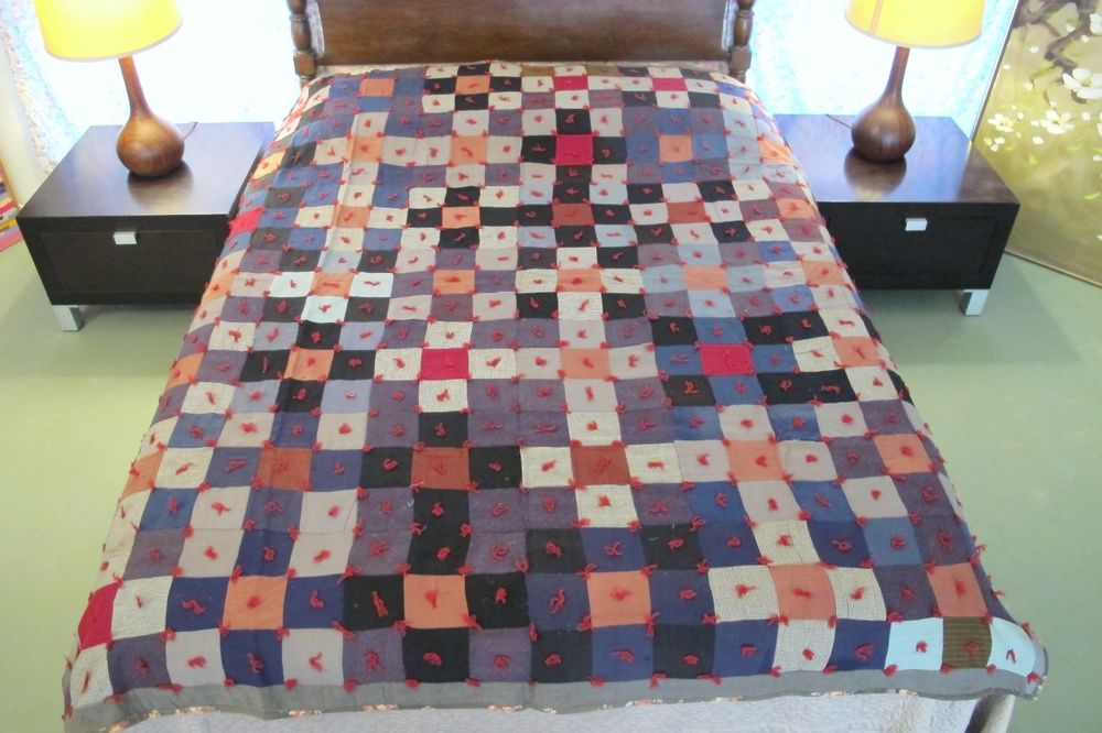 Image of: Vintage Quilt Patterns