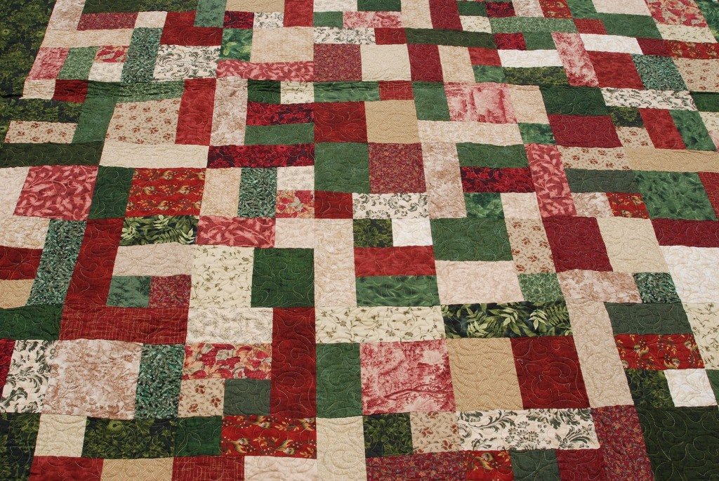 Image of: Wedding Quilt Patterns Free