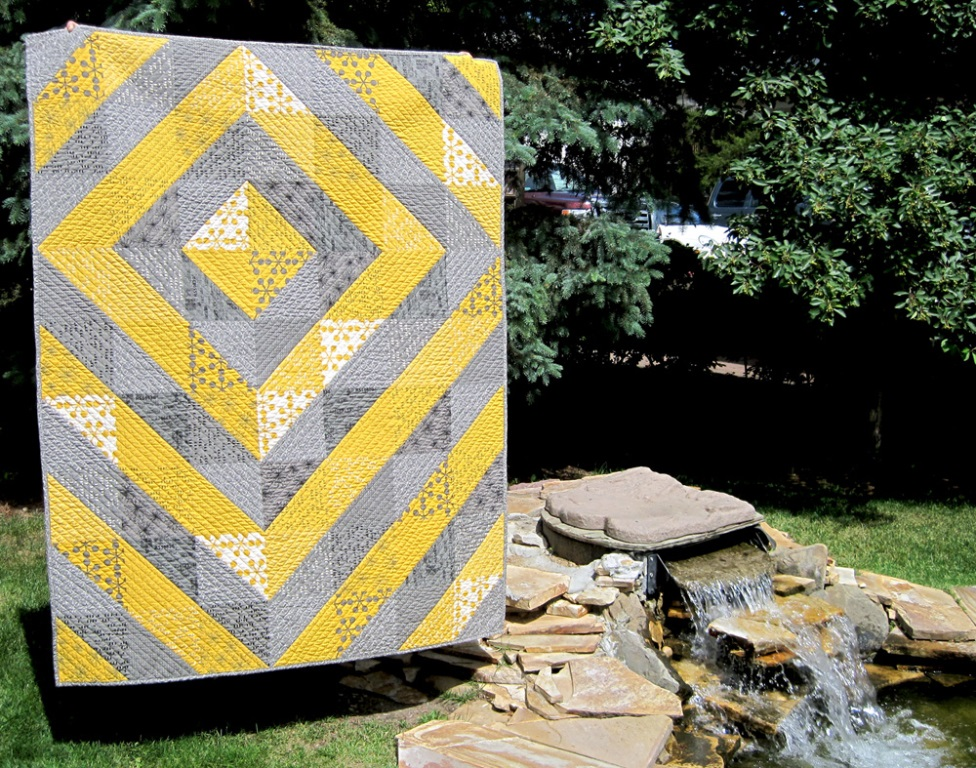Image of: Wedding Quilt Patterns for Beginners