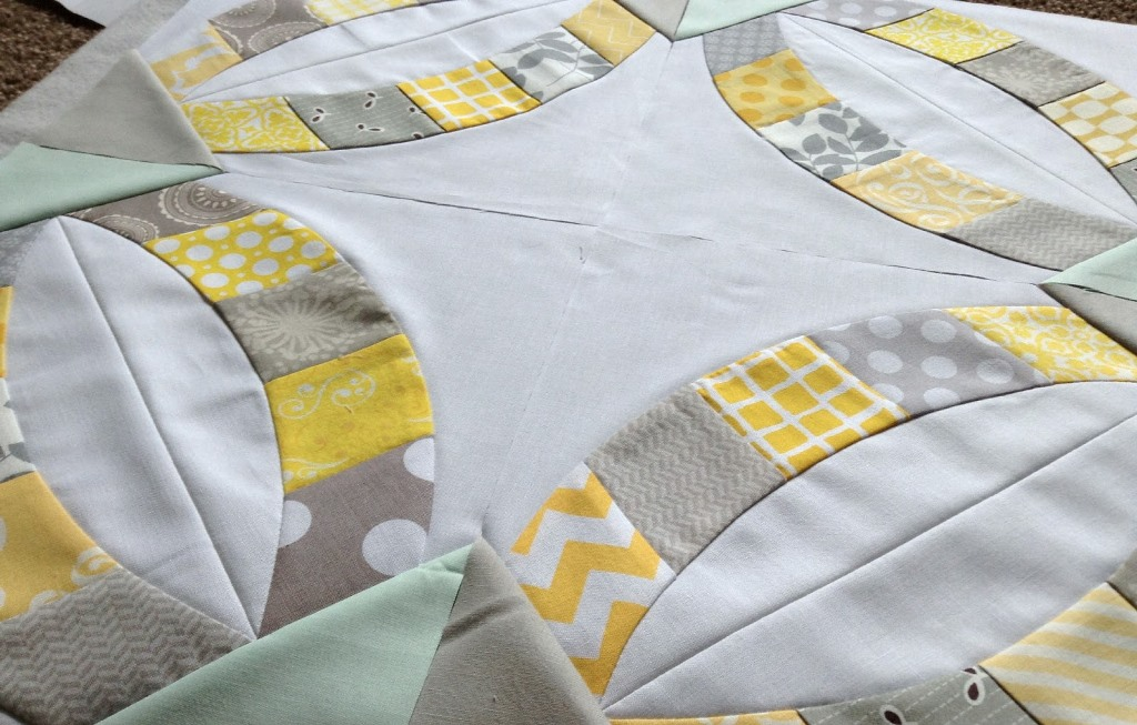 Wedding Ring Quilt Pattern Easy