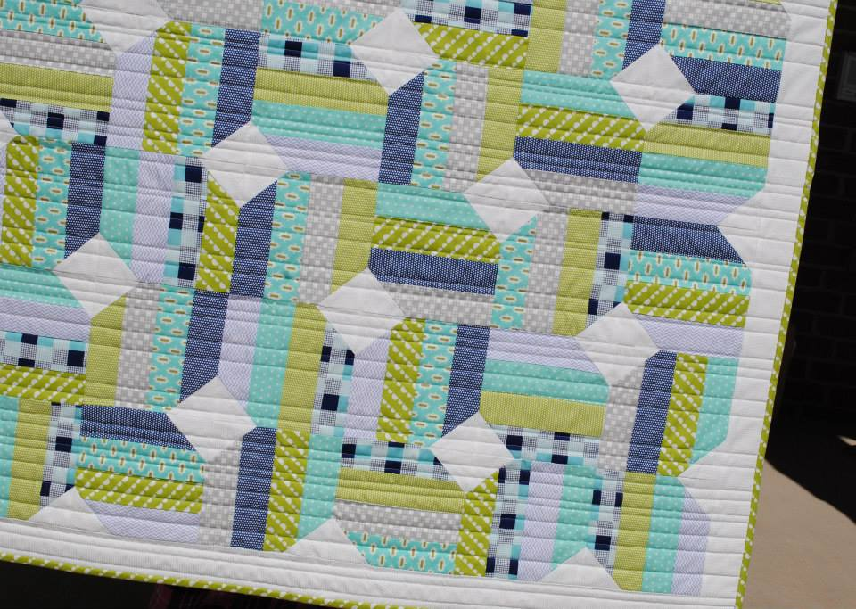 Image of: Wonderful Quilt Patterns for Men