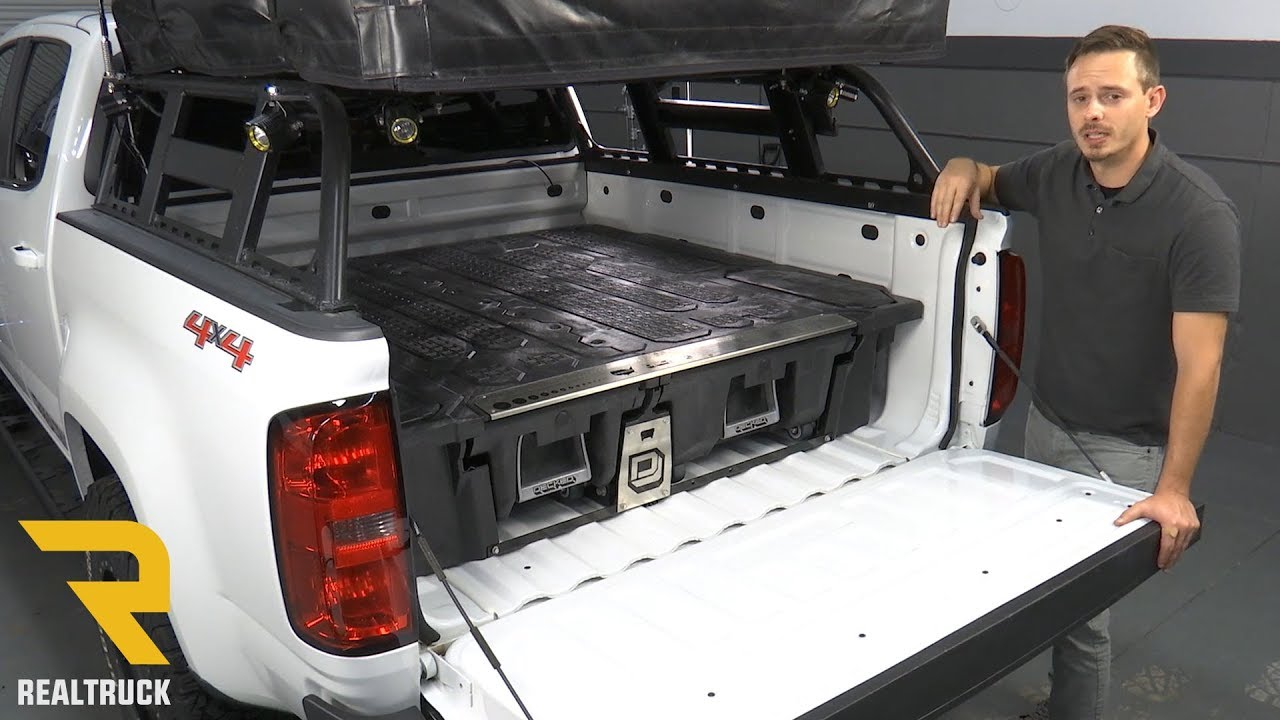 Picture of: Aluminum Truck Bed Storage Box