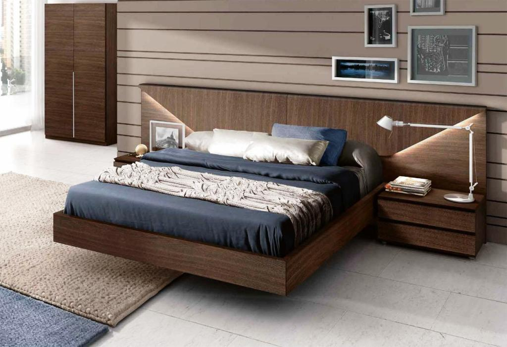 Picture of: Amazing Modern Storage Bed