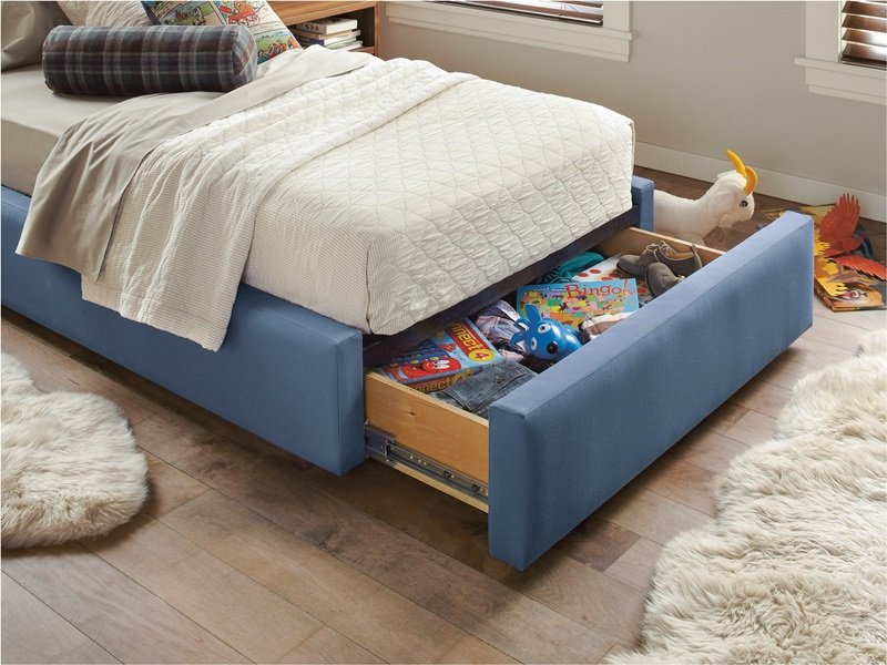 Image of: Amazing Under Bed Storage Ideas