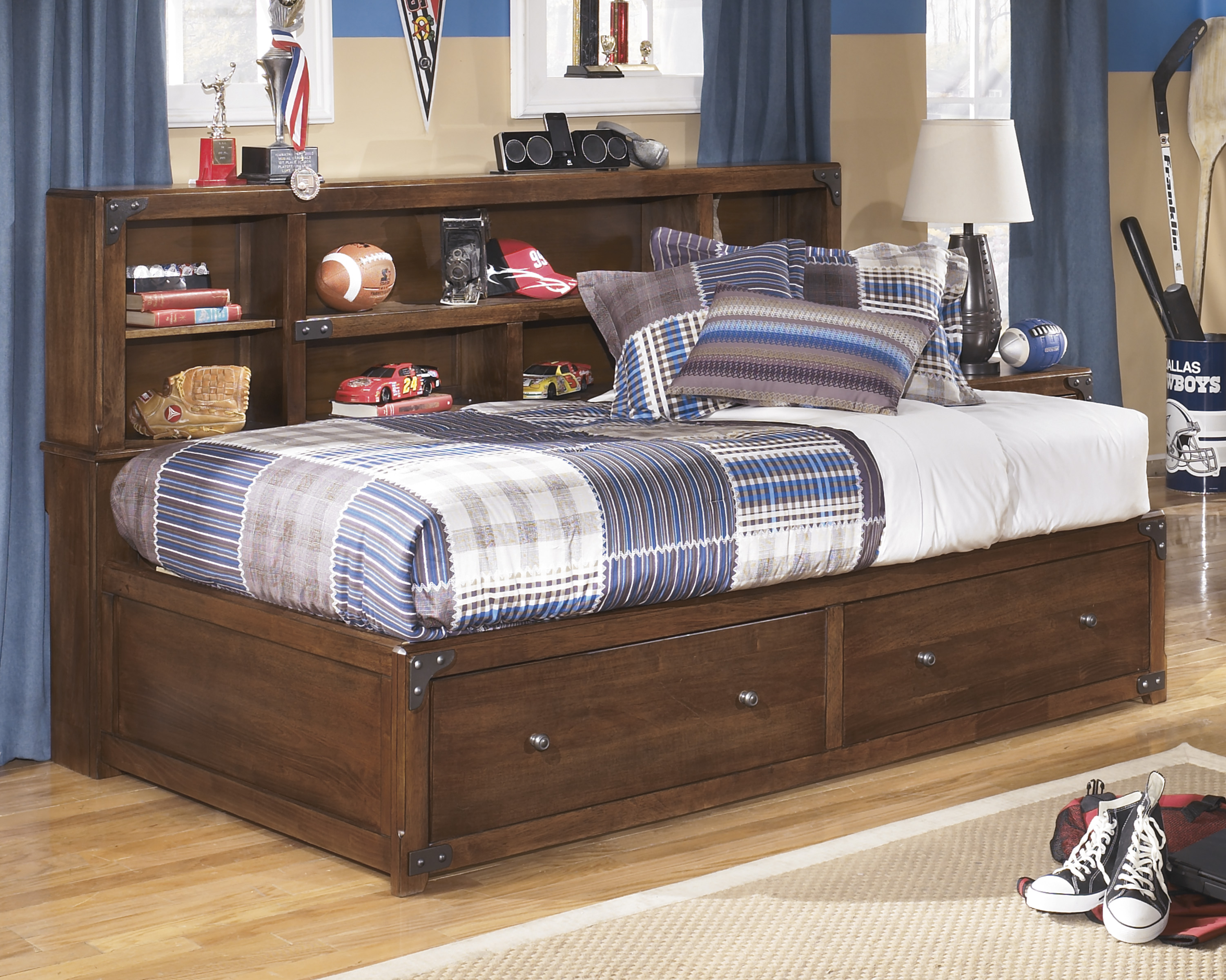 Ashley Furniture Bed With Storage Gallery