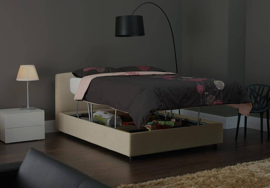 Picture of: Awesome Modern Storage Bed