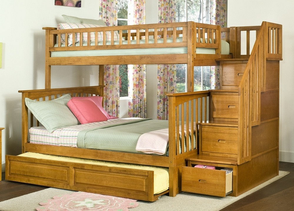 Picture of: Beauty Loft Beds with Storage