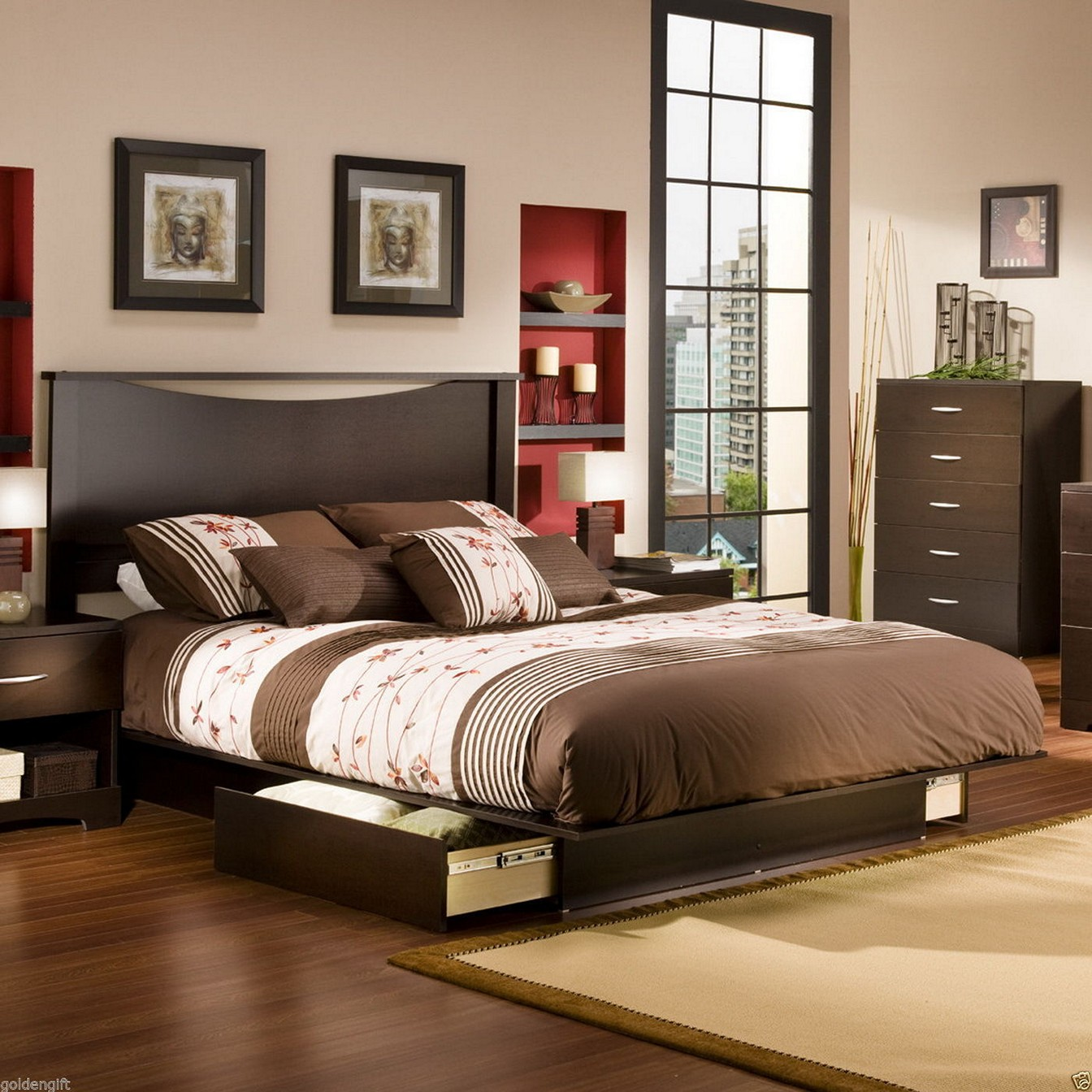 Picture of: Bed Storage Ideas Wood