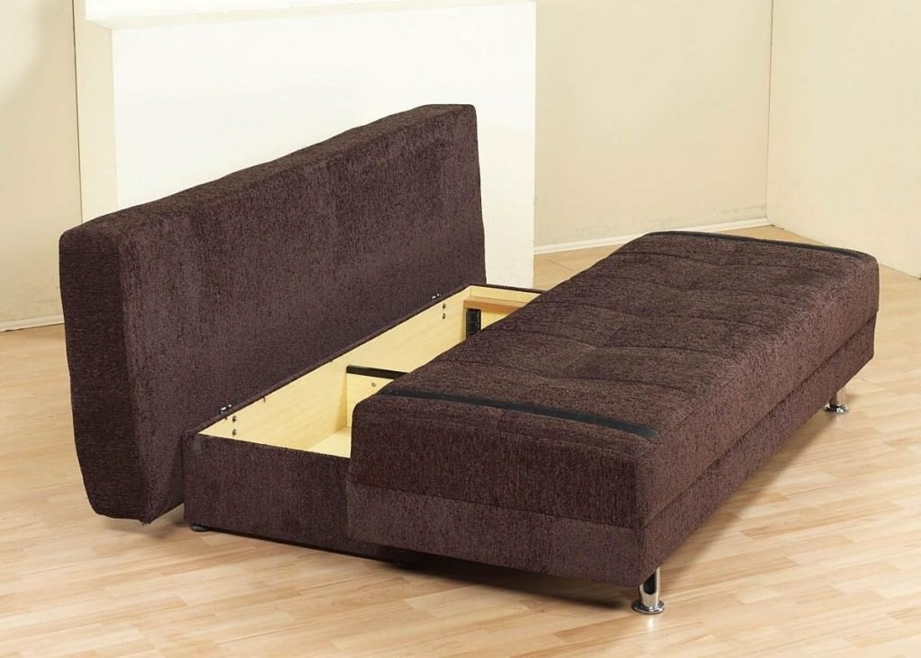 Image of: Best Convertible Sofa Bed with Storage