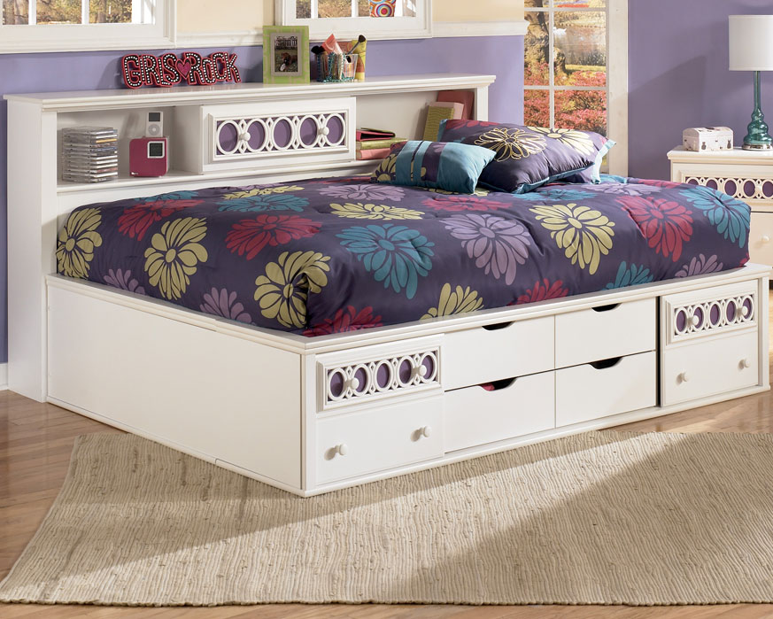 Best Full Size Beds With Storage