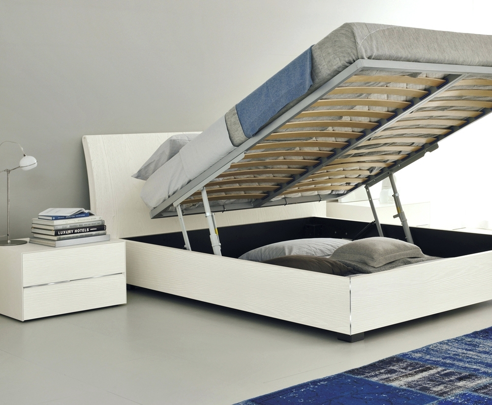 Picture of: Best Hydraulic Storage Bed