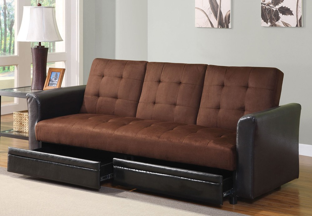 Buy Convertible Sofa Bed with Storage