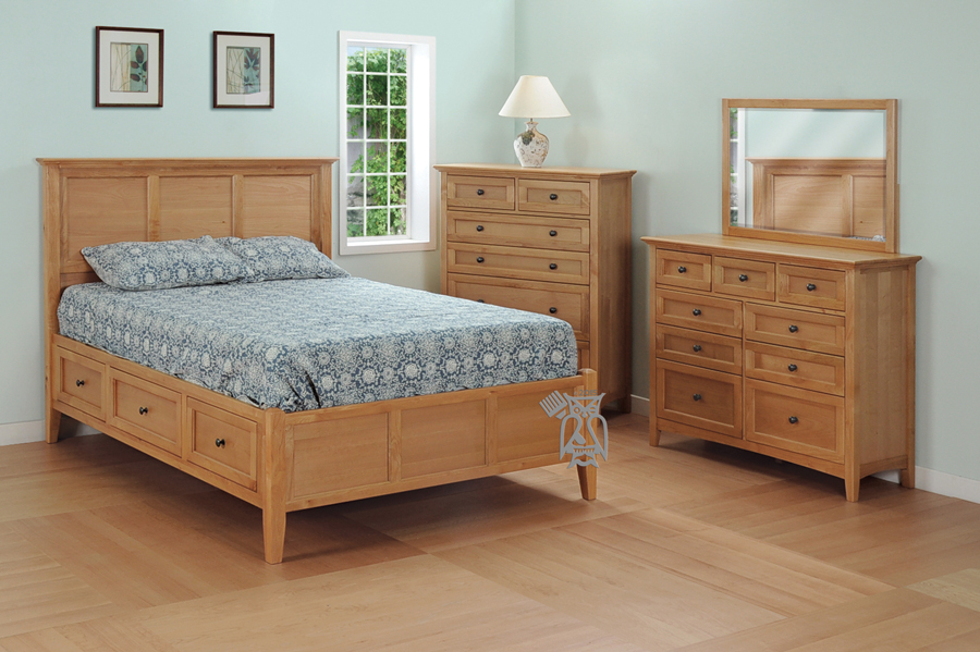 Picture of: California King Storage Bed at Target