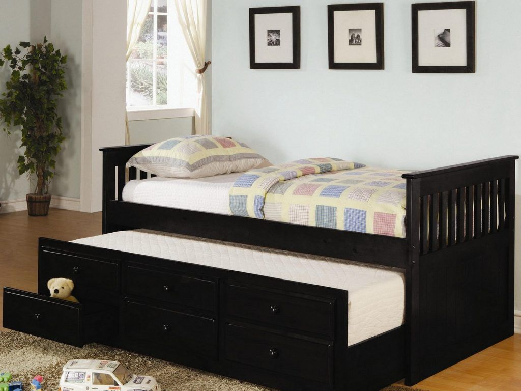 Picture of: Daybed Twin Xl Bed With Storage