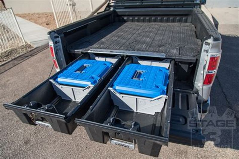 Image of: Decked Truck Bed Storage System Review
