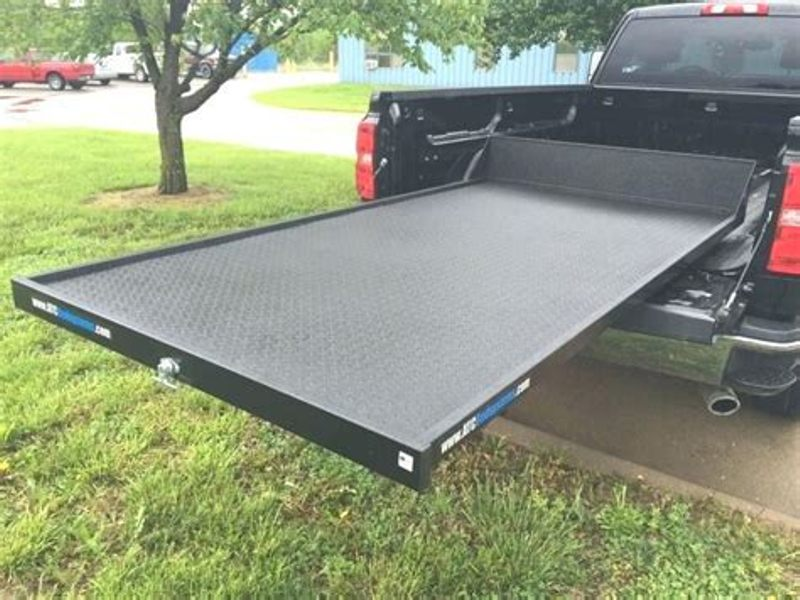 Picture of: Diy Slide Out Truck Bed Storage