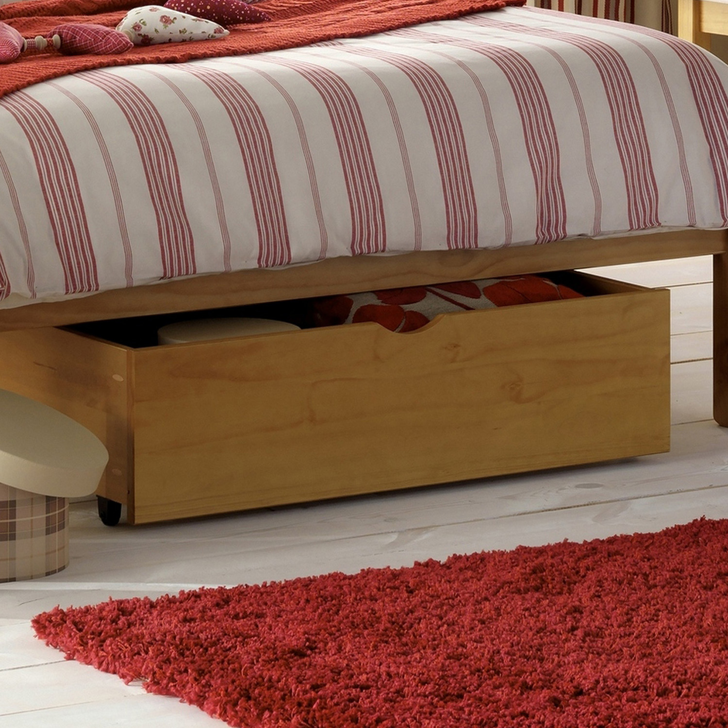 Picture of: Diy Storage Bed Drawers Large