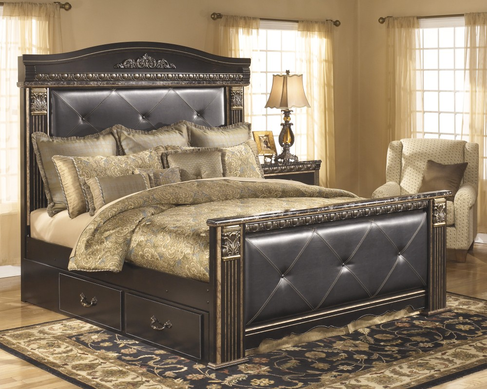 Picture of: Horizontal Bed with Underbed Storage Downloads