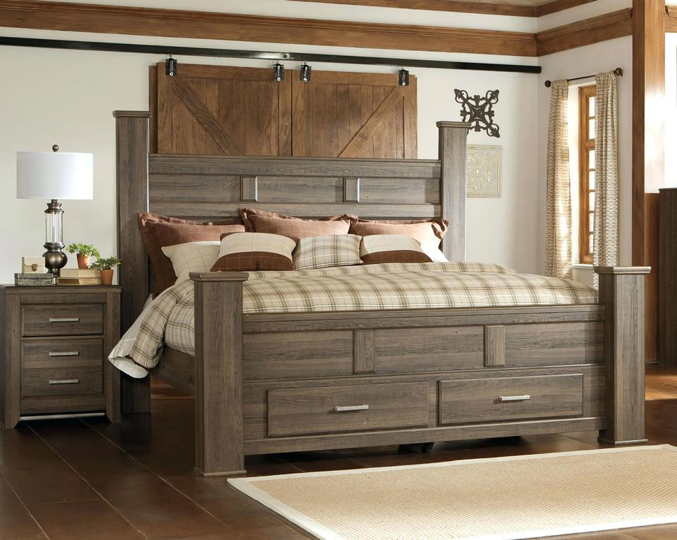 Picture of: How to Build a Full Size Beds With Storage